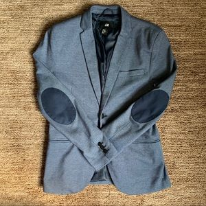 H&M Blazer with Elbow Patches